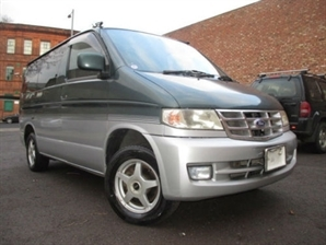 MAZDA BONGO FORD FREDA 4WD AUTO MPV DIESEL BEST OF BOTH CAMPER & 8 SEATE 4WD