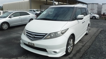 2008 HONDA ELYSION G Aero Auto MPV With 7 Seats Noah Alphard Estima Sunroof Leather seat
