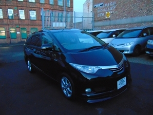 TOYOTA ESTIMA HYBRID 2.4 AUTO 7 SEATER MPV 2008 58 REG FRESH IMPORT NEW SHAPE