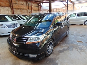 HONDA ELYSION PRESTIGE 3.5 V6 AUTO FULL LEATHER 8 SEATER MPV CAMERA CRUISE
