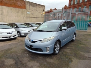 TOYOTA ESTIMA HYBRID 2.4 AUTO MPV 2009 FRESH IMPORT NEW SHAPE