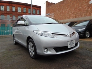 2013 TOYOTA ESTIMA Previa 2.4 Auto 13 REG Electric Door DVD Camera Gps