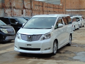 TOYOTA ALPHARD BUSINESS EDITION FRESH FACELIFT MODEL Cruise SUNROOF