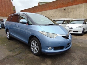 TOYOTA ESTIMA HYBRID 2.4 AUTO MPV 2008 FRESH IMPORT NEW SHAPE