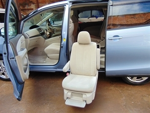 Toyota Estima Previa Hybrid MPV CAMERC DISABLED ASSIST